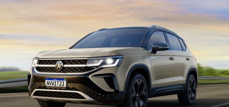 Volkswagen Taos estreia oficialmente com LED na grade, interior de Nivus e porte de Jeep Compass