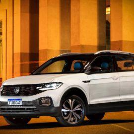 VW inicia exportação do T‑Cross para a Bolívia