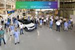 VW celebra marco de 100 mil unidades de T‑Cross produzidas no Brasil.