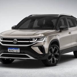 Volkswagen Taos chega até junho de 2021 com as mesmas versões do Nivus